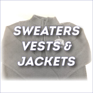 Sweaters Vests & Jackets